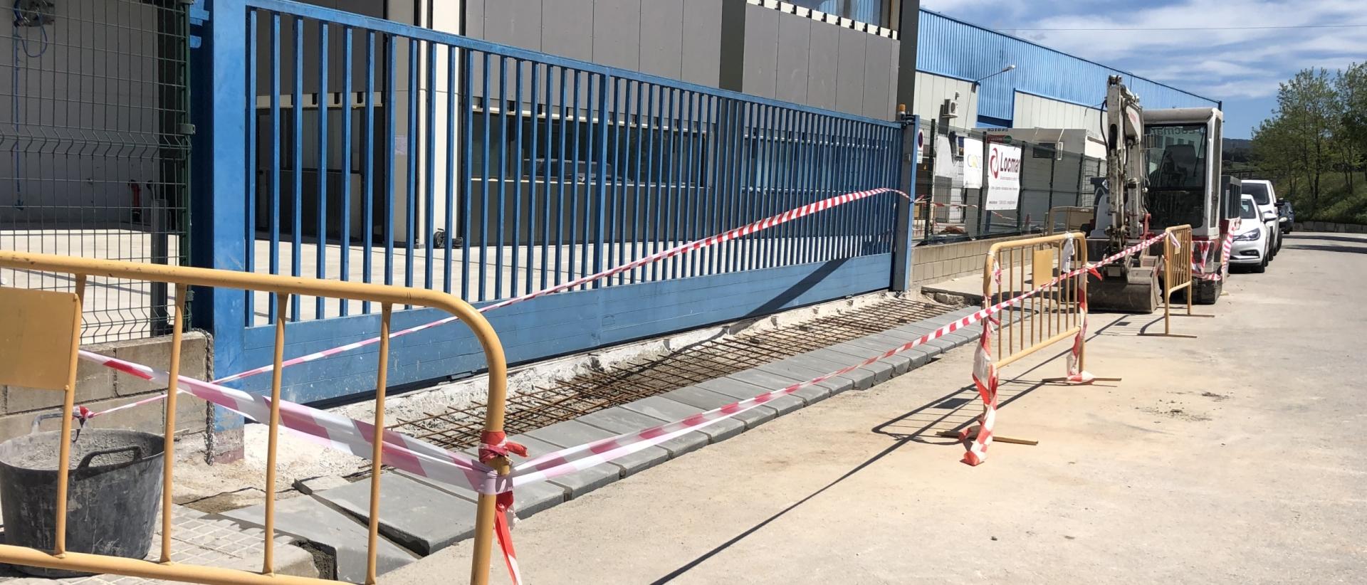 CONSTRUCCIÓN NAVE DE PRODUCCIÓN